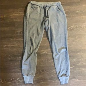 2/ $30 Grey fitted joggers